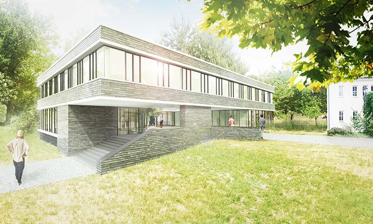 Architekten Hanau neues verwaltungsgebäude entsteht in hanau shp architekten aus